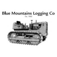 blue mountains logging advert